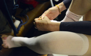 Compression garments are very beneficial for people with certain medical conditions